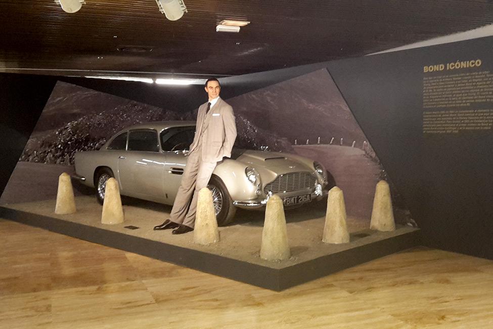 Diseñando 007
