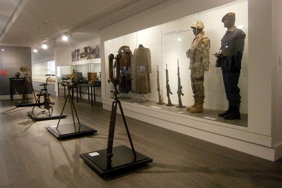 Museo de Historia Militar de Burgos