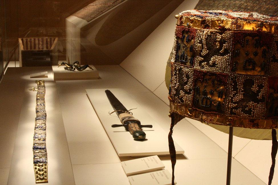 Museo de telas medievales