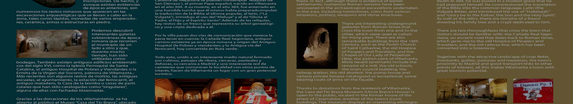 Guía turística de Villamanta (Madrid)